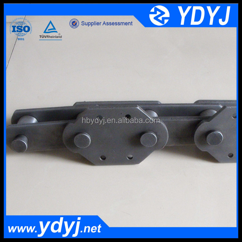 High strength chains for bucket elevator supplier