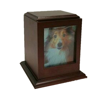 Wholesale Cheap Wooden Pet Urns For Ashes Wphoto Frame Buy