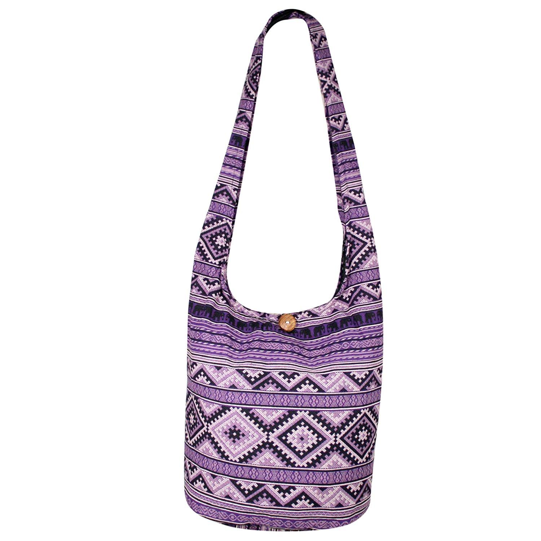 b67a5a075d1d Get Quotations · Elephant Square Crossbody bags Shoulder Bags Messenger  Bags Hobo Hippie Bag Hippie Bohemian Purses
