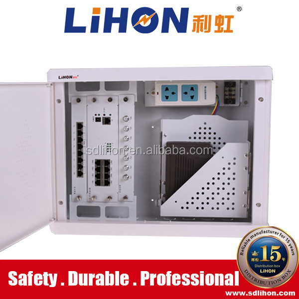 fiber optic distribution box/Wholesale cheap price multimedia home information box