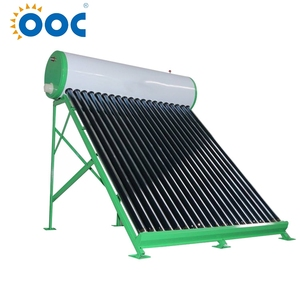 Solar Heaters Camping Heating Tube 150L Non Pressurized
