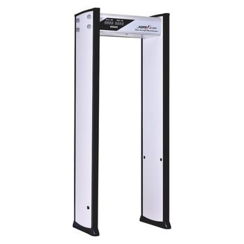 Portable Door Frame Metal Detector Entrance Door Metal Detecting ...