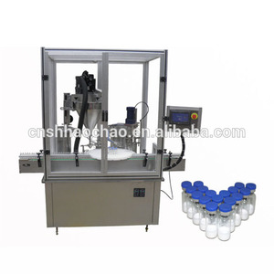 Shanghai Factory Automatic Small Powder Filling Machine