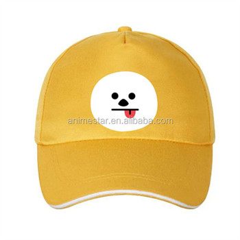Wholesale K-pop Bts Bulletproof Boy Scouts Baseball Cap Adjustable ... 375290c7226