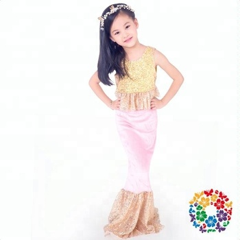 High Quality Mermaid Sequin Swimming Costumes Buy Wholesale