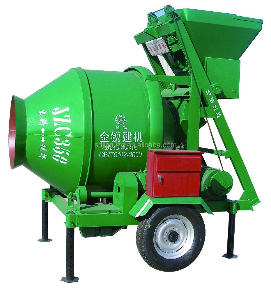 Concrete Mixer Without Hopper Manufacturer