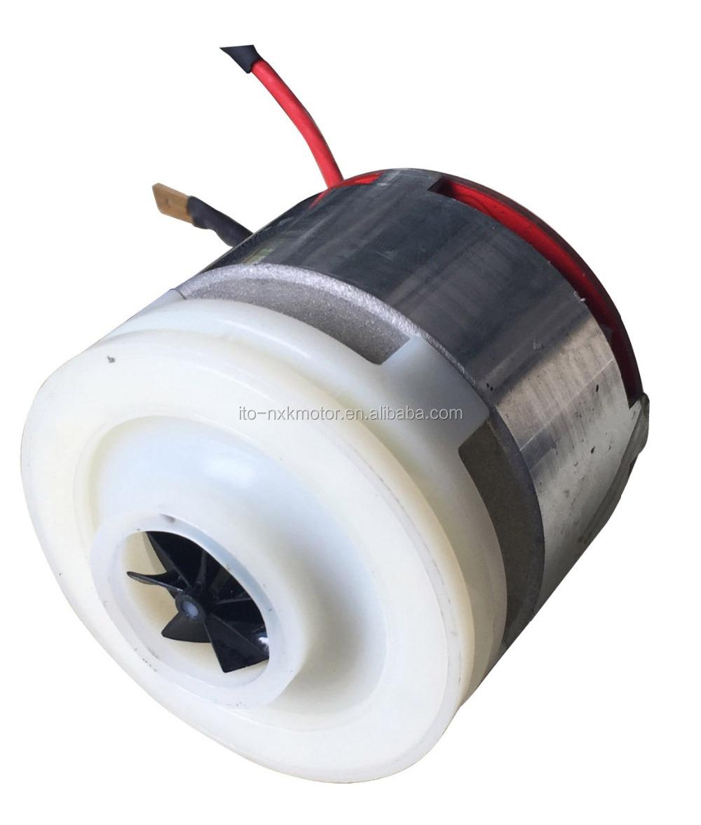 Dc Vacuum Motor Dc Wiring Diagram And Circuit Schematic