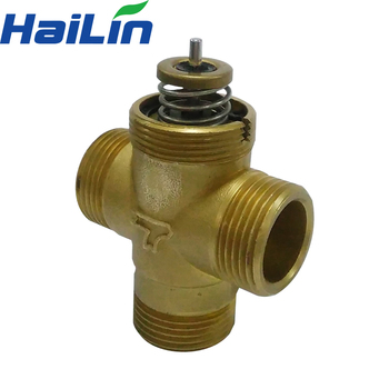 High Quality 3 way water Heating valve