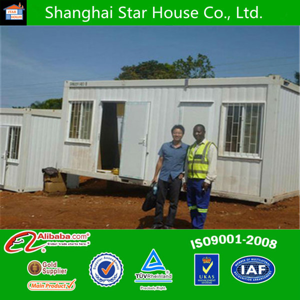 house design for Container prefab cabins
