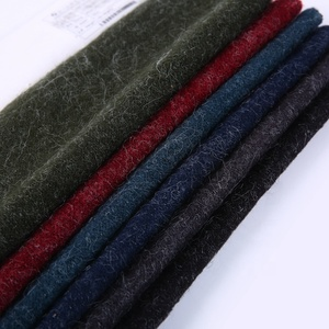 Cheap price with high quality for garment cloth polyester acrylic selling knitted fabric
