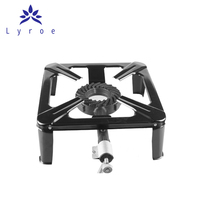 Eco-Friendly Lyroe Single Burner Portable Propane Gas Stove