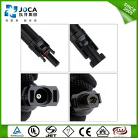 Din rail fuse base for cylindrical fuse links / cylindrical fuse carrier / fuse holder