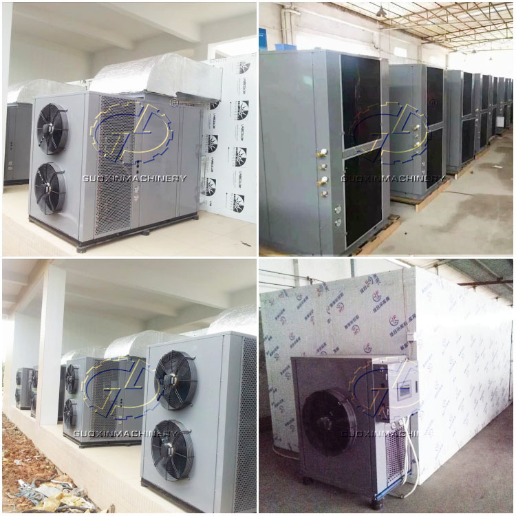 High Efficiency Energy Saving Dehydrator Heat Pump Dryer