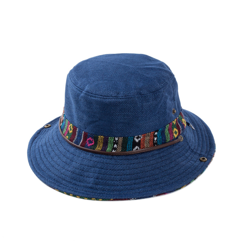 f8d2451f6a087 Get Quotations · Folk Style Korean Camping Cap Bucket Hat Hip Hop Gorros  Jordan Bob Polo Chapeu Feminino Women