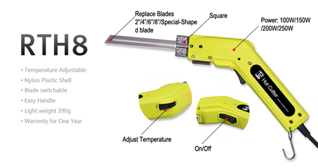 Scissors Sharpening Machine For Plastic Rubber Hot Wire