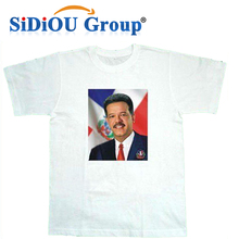 100% Cotton Customized Political Cheap Election T-Shirts