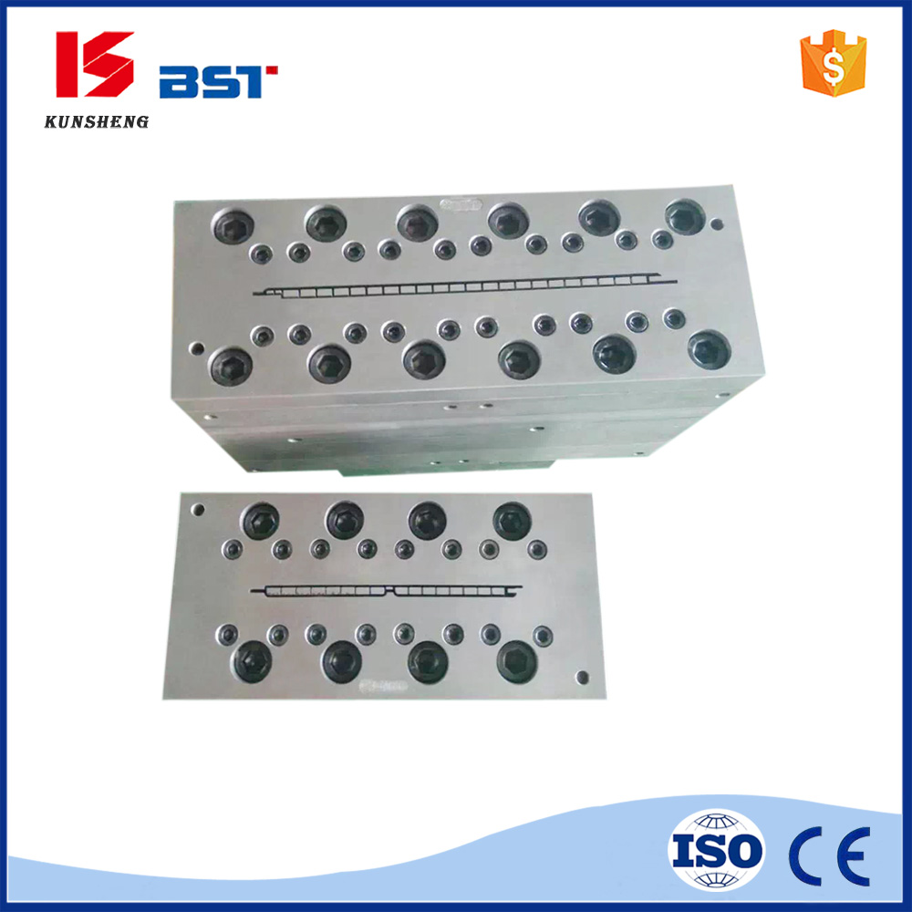 Plastic UPVC Ceiling Board Profile Extrusion Tool