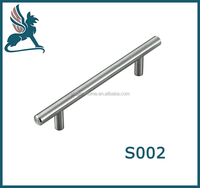 HOT SALE ! Wholesale Modern stainless steel cabinet door T bar handle, cabinet handle, drawer handles
