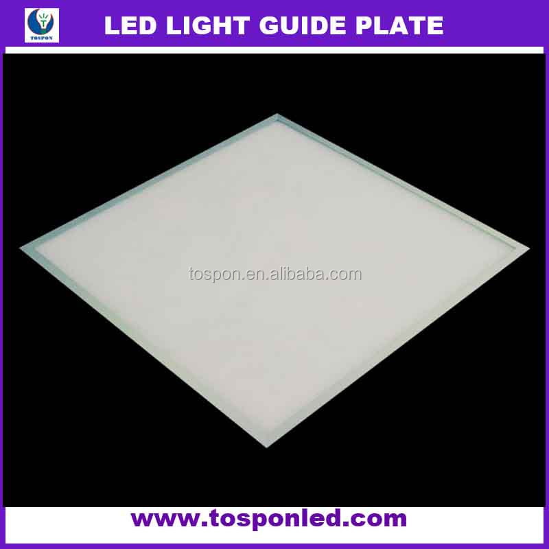 New Promotional CE Approval 600x600 led light guide plate Lighting Sheet