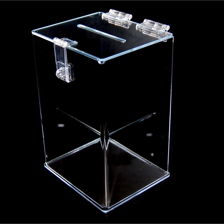 Acrylic Box With Led : New arrival clear acrylic display box with lid wholesale
