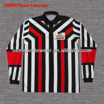 Professional Custom Design Ice Hockey Referee Jersey For Sale - Buy ... 830f23a3c9a