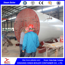 Machine Manufacturers Save Fuel Steam Boiler with One Drum