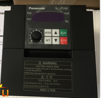 Panasonic VF200 series 5.5kw AVF200-0554P 3phase 400V inverter
