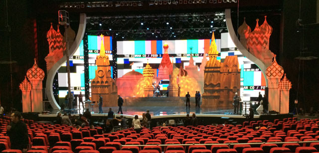 2017 Hot Sales Indoor Full Color P4 HD Stage Rental LED Display Screen For Concert