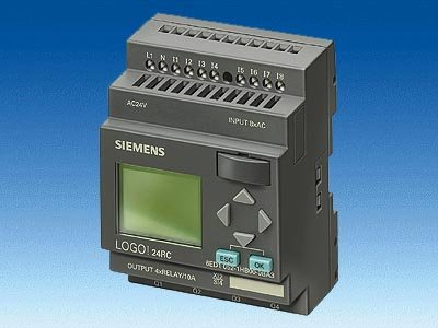 Siemens Simatic LOGO 6ED* automation products