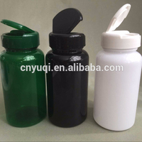 150ml PET plastic bottle for medicine&capsule&pill plastic bottle manufacturer