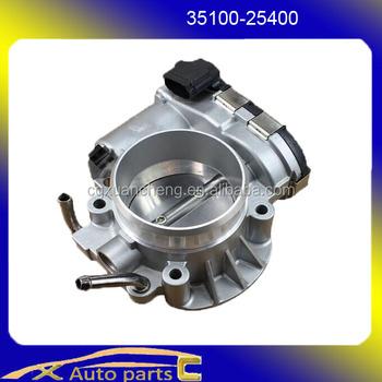 35100-25400 Throttle Body Idle Speed Control Servo Kit For Hyundai,For Kia  - Buy Electronic Throttle Body,Throttle Body Idle Speed Control Servo