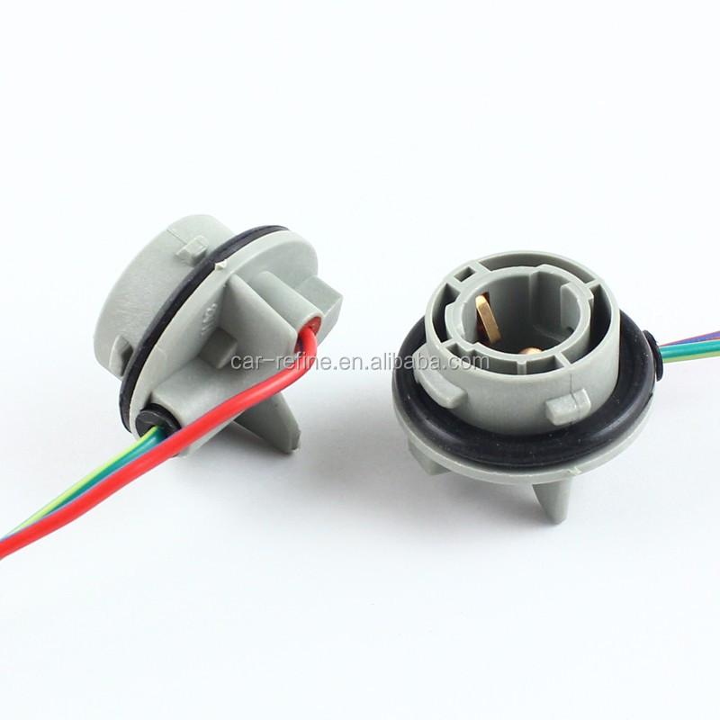Car Accessory Led Lamp Socket 1156 Ba15s Adapter Car Led Bulb ...