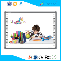 Classroom 82 inch infrared finger touch digital smart board best interactive whiteboard prices