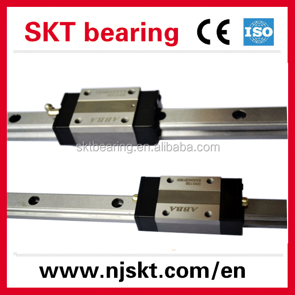 Linear guide carriage ABBA BRD20SU bearing