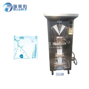 New Condition And Latest Designed Sachet Water Filling / Packaging Machine
