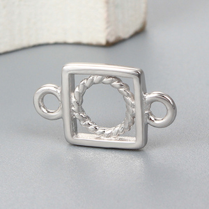 Jewelry manufacturer china 925 sterling silver custom charms
