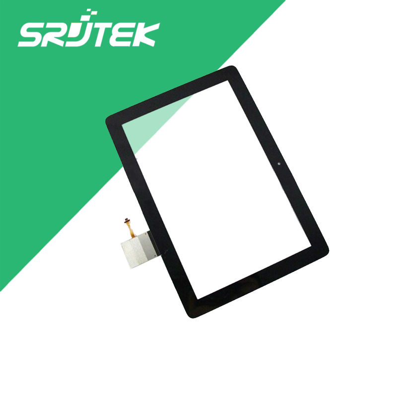 Wholesale-For HUAWEI MediaPad 10 Link S10-231L S10-231U New Black Touch  Screen Panel Digitizer Sensor Glass Repair Replacement Parts
