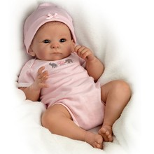 Lovely Real Baby Born Vinyl Dolls