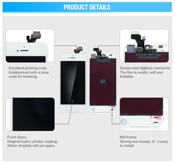 Chinese Manufacture Original Lcd Digitizer Repair Parts For Apple ...