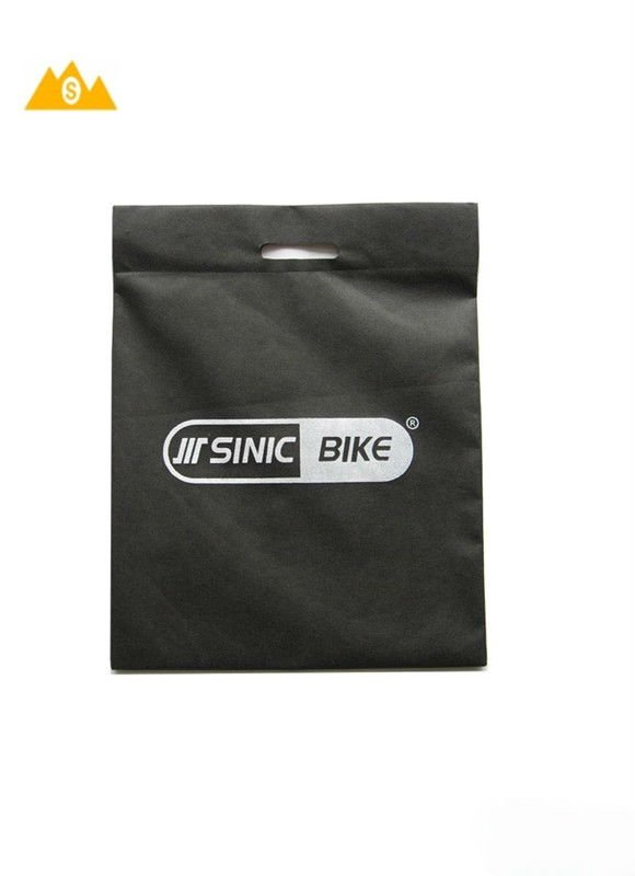 2012 die cut non woven bag for promotion