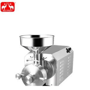 Small ginger powder grinding making compressing machine