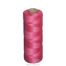 210D/15 net making twine nylon multifilament fishing twine