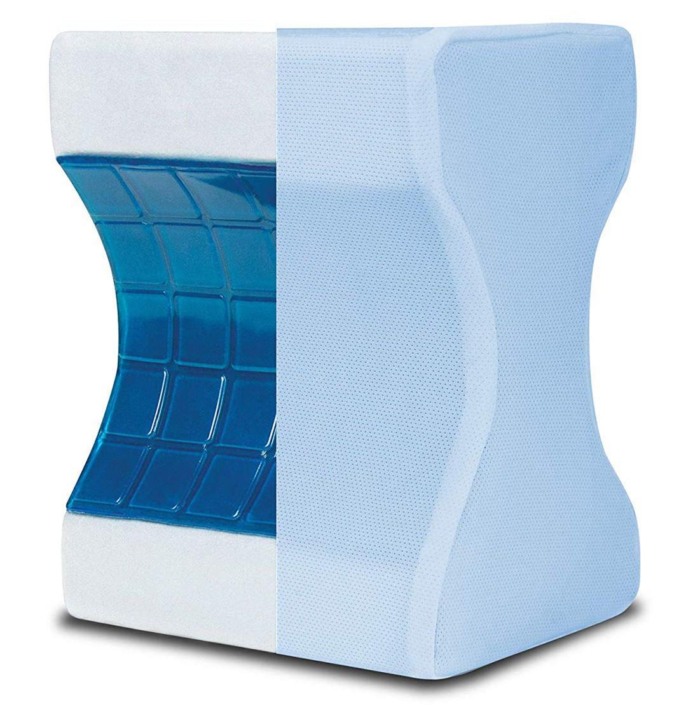 cuscino per prostata memory foam pillow