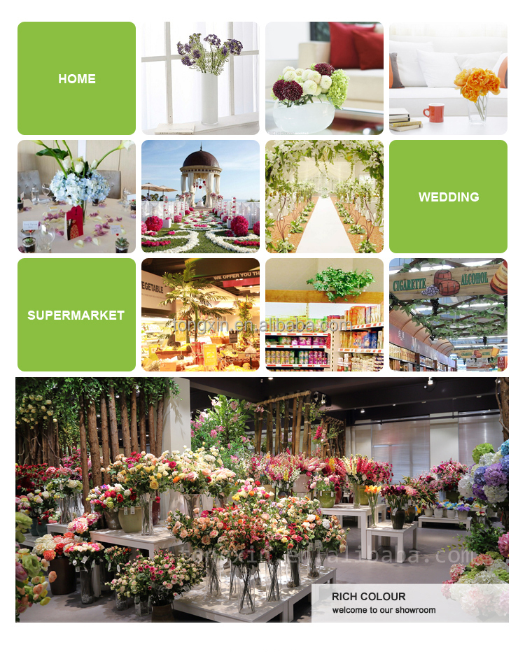 Hot Sell Wholesale Wedding Stage White Peony Artificial Flowers ...
