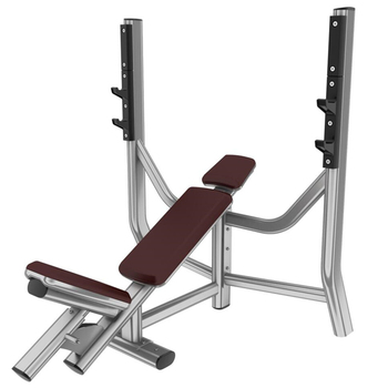 TZ-8030 Incline Bench Press For Commercial Gym Equipment