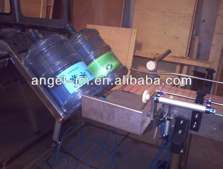 Small output 5gallon filling plant 300Bottles per hour/inside bottle washing 5gallon filling machine