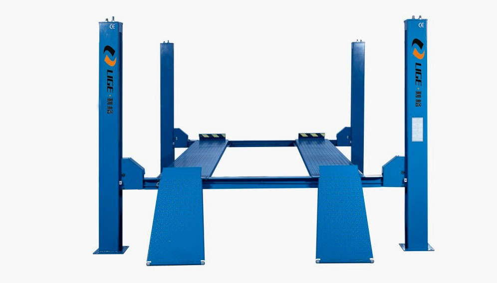 Four Post Lift >> Auto Lift 12 000 Lbs Four Post Cable Driven Car Lift Buy Car Lift Four Post Car Lift Auto Lift 12000 Lbs Four Post Cable Driven Car Lift Product On