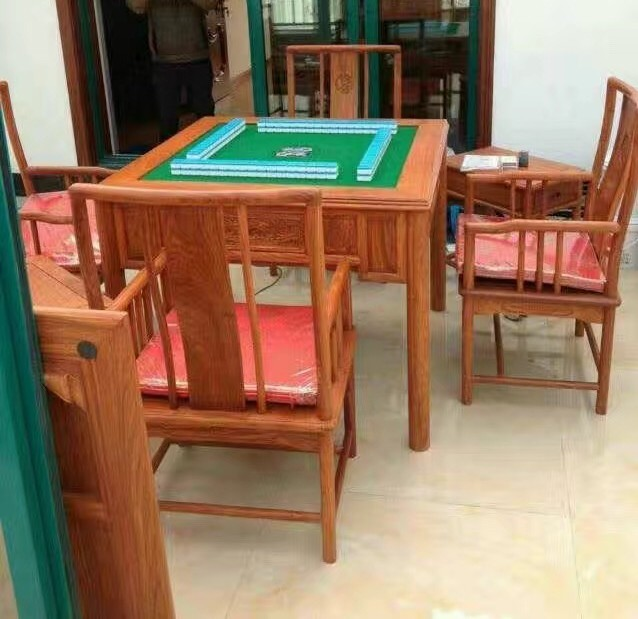 Automatically Mahjong Tables
