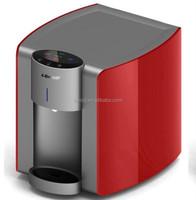safe healthy convenient fashionable water drinking mode pipeline mini desktop water dispenser mini bar cooler Leading supplier l