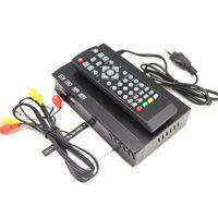 HD ISDB-T Definition Digital TV Receiver Terrestrial SET TOP BOX 1080P FTA ISDB-T Broadcast Terrestrial Receiver H.264 MPEG-4